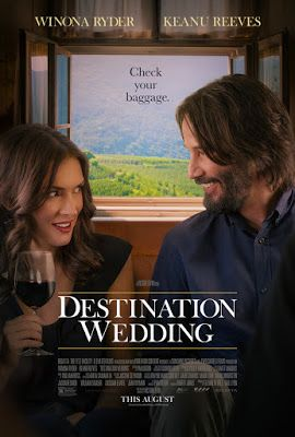 DESTINATION WEDDING Trailer, Clips, Images and Poster