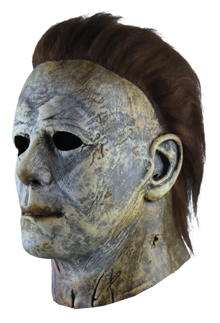 HALLOWEEN 2018: Michael Myers Mask Final - Bloody Edition