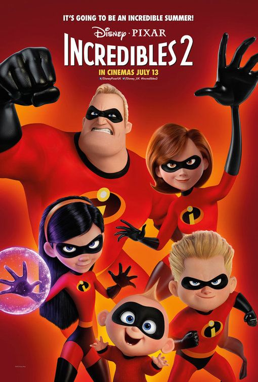 Incredibles 2 (2018) Review
