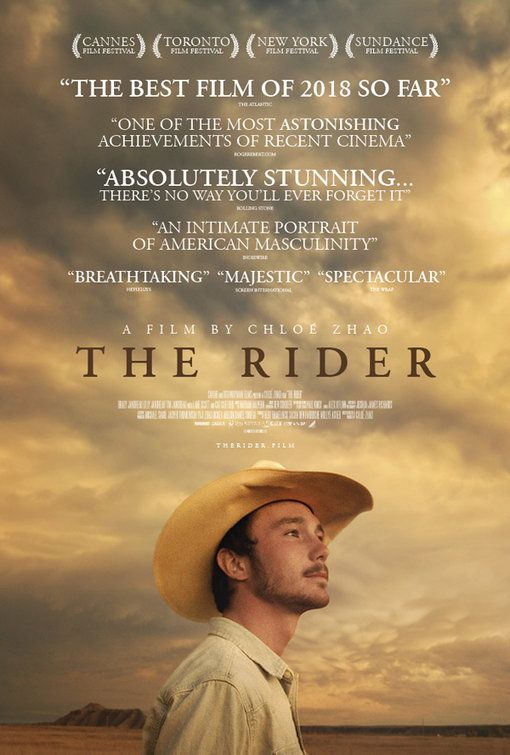 The Rider Movie Poster (#5 of 5)