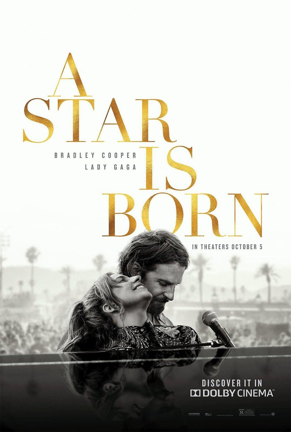 A Star Is Born (4th October 2018)