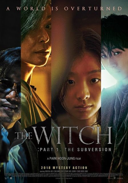 Review The Witch: Part 1. The Subversion a.k.a. Manyeo (2018)